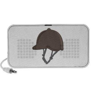 Jockey Helmet Travelling Speakers