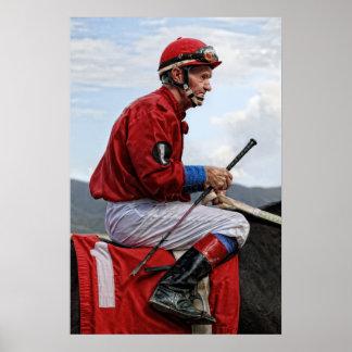 Jockey Poster