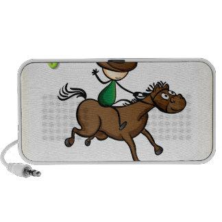 Jockey Travelling Speaker