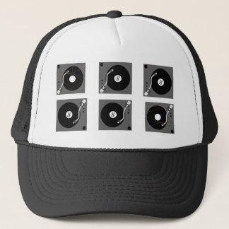 Jockey Turntables Trucker Hat