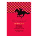 Jockey's Pride Invitation 13 Cm X 18 Cm Invitation Card