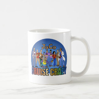 JoCo Cruise Crazy Superfriends Coffee Mug