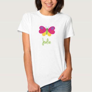 Jodie The Butterfly T Shirts