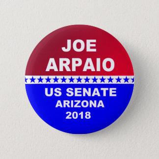 Joe Arpaio US Senate 2018 Arizona 6 Cm Round Badge