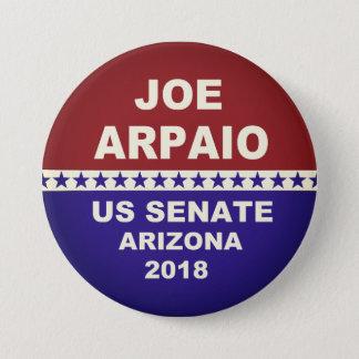 Joe Arpaio US Senate 2018 Arizona 7.5 Cm Round Badge