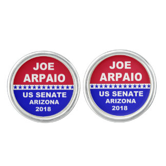 Joe Arpaio US Senate 2018 Arizona Cufflinks