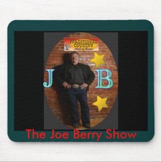Joe Berry Mouse Pad
