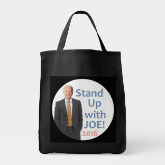 Joe BIDEN 2016 Grocery Tote Bag