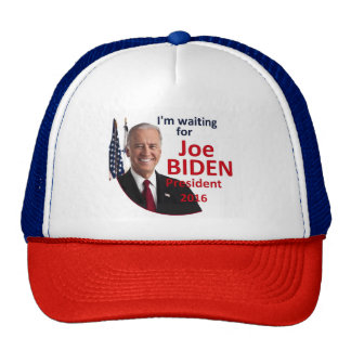 Joe BIDEN 2016 Trucker Hat