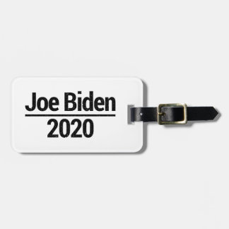 Joe Biden 2020 Luggage Tag