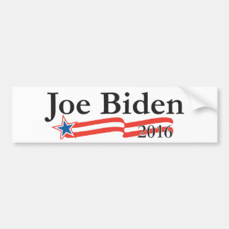 Joe Biden for President 2016 Bumper Sticker