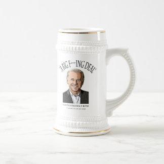 Joe Biden - Its a big f-ing deal Beer Stein