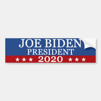 Joe Biden President 2020 Bumper Sticker