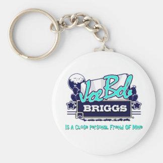 Joe Bob Briggs Key Ring