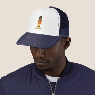Joe Cool Trucker Hat