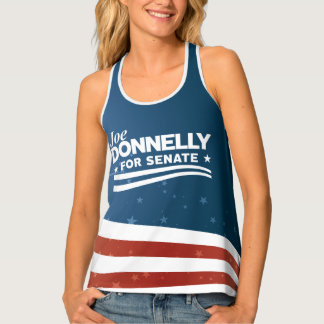 Joe Donnelly for Senate Singlet