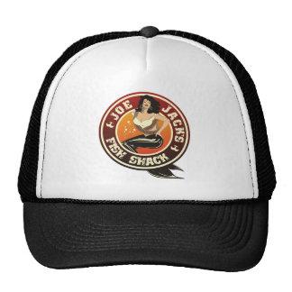 Joe Jack's Fish Shack Mesh Hat