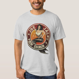 Joe Jack's Fish Shack Tee Shirts