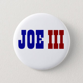 JOE KENNEDY III FOR CONGRESS 6 CM ROUND BADGE