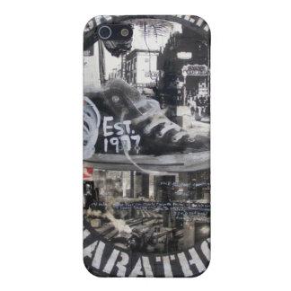 Joe Morris Art Chicago Marathon iphone case iPhone 5/5S Cases