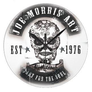 Joe Morris Art Clock
