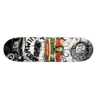 Joe Morris Art Moto Deck Skateboards