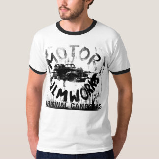 JOE MORRIS ART Moto Ring-T T-Shirt