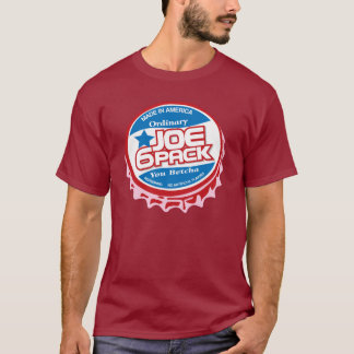 Joe Six Pack Bottle Cap T-Shirt