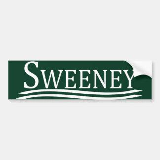Joe Sweeney Bumper Sticker