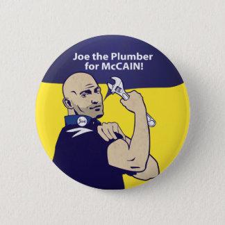 Joe the Plumber Button