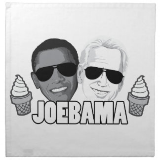 JoeBama Ice Cream Napkin