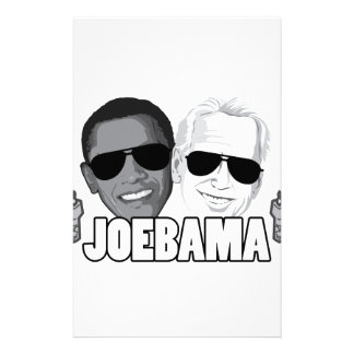 JoeBama Ice Cream Stationery