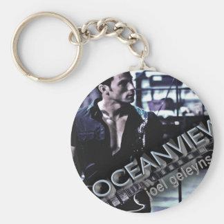 Joel Geleynse Music Merchandise OCEANVIEW Key Chains