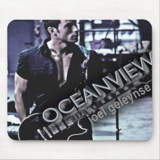 Joel Geleynse Music Merchandise OCEANVIEW Mouse Pad