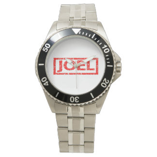 Joel Stamp Watch