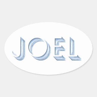 Joel sticker