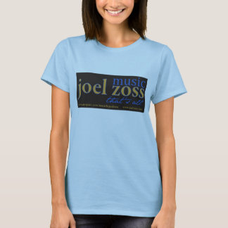 Joel Zoss ladies' t-shirt