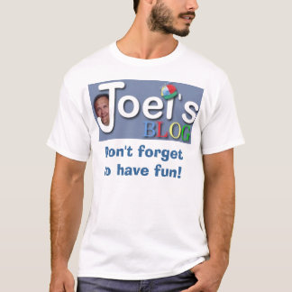 Joel's Blog T-Shirt
