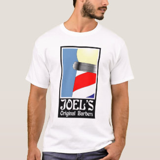 Joels the Barber Tee Shirts