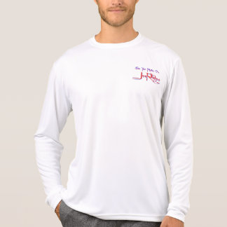 JoeRides Logo See Your Photos Long Sleeve T-Shirt