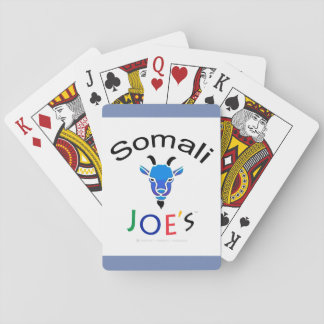 Joe's Billy Blue Goat Playing Cards