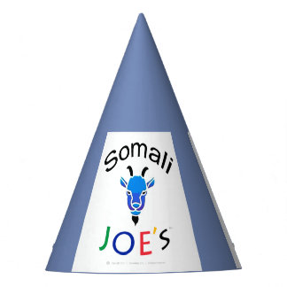 Joe's Billy Blue Goat Street Party Hat