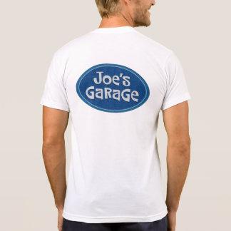 """""""Joe's Garage"""" Retro T-Shirt"""
