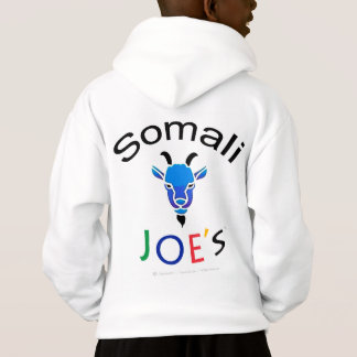 Joe's official Billy Blue Goat Boy's Hoodie