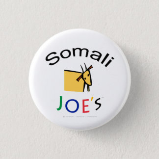 Joe's official Kid Goat Foodie Button