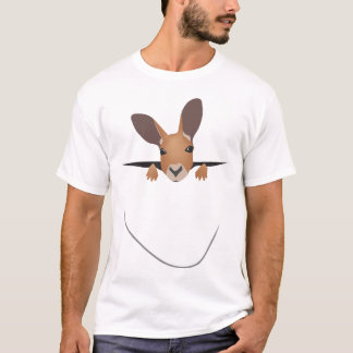 Joey in Pouch T-Shirt