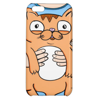Joey the Cat iPhone 5C Covers