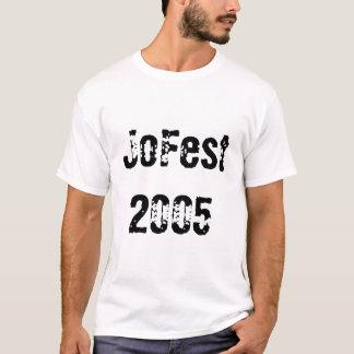 JoFest 2005 T-Shirt