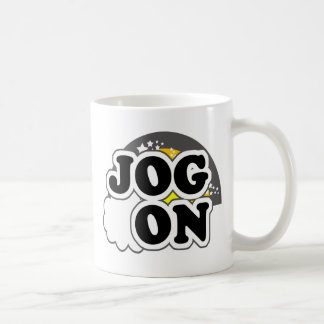 Jog On Coffee Mug