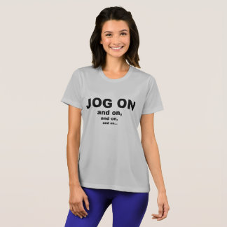 Jog On Sports-Tek Competitor T-Shirt